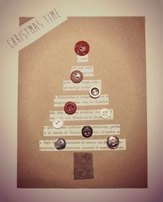 a casa di eli per l'ora del tè: Cartoline di Natale (parte prima)