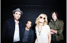 Canadian rock band Metric