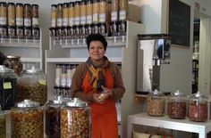 Lille day by day zero waste store= how cool is this? many things old come back around --