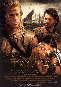 CINE AVENTURAS PET - Brad Pitt coge la espada y presta su enorme y amenazadora presencia al papel del guerrero griego Aquiles en esta espectacular revisión de La Iliada.