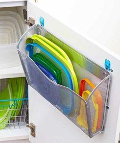 100 smart kitchen organization ideas for first apartment (91)