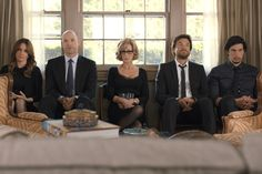 This Is Where I Leave You, Shawn Levy's wry comedy about an estranged family that comes together (a lot of that recently) after the death of its patriarch. Its uproarious cast, which includes Tina Fey, Adam Driver, Jason Bateman, Jane Fonda, Rose Byrne, Connie Britton, Abigail Spencer, Dax Shepard, Ben Schwartz, and Corey Stall, collides perfectly imperfectly to create that subtle, awkward, and familiar dynamic of shared personal history and ...