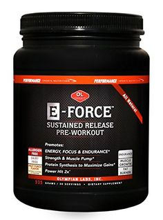 Olympian Labs EForce Powder 525 Gram ** Details can be found by clicking on the image.  This link participates in Amazon Service LLC Associates Program, a program designed to let participant earn advertising fees by advertising and linking to Amazon.com.
