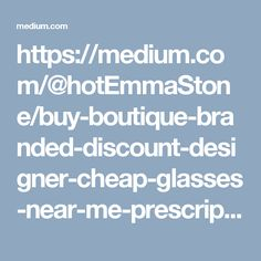 buy boutique branded discount designer cheap glasses near me