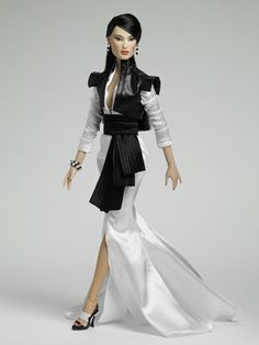 Freedom for Fashion™: Uchi-Soto | Tonner Doll Company