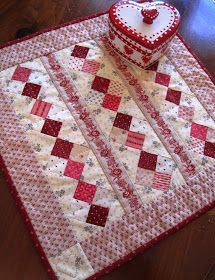 A Sentimental Quilter: Cold Comfort