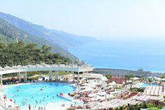 Orka Sunlife Resort Spa *****  Фетхие. Турция. http://www.orkasunlifehotel.com/ Дата открытия - 2013г.
