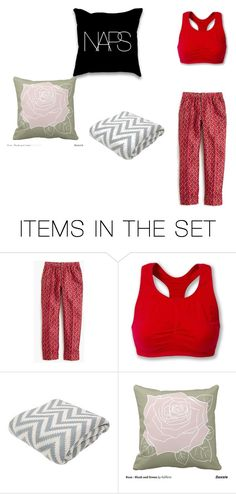 """Sleepy Time"" by akariquoet on Polyvore featuring art"
