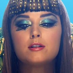 Katy Perry/ Ancient Middle East makeup