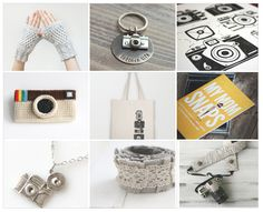 Gift Ideas for Photographers on Etsy // Where one-of-a-kind Gifts Come from.