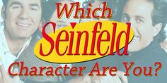 """Which """"Seinfeld"""" Character Are You?//Elaine Benes-You work your ass off, often to no one's attention, especially that of your boss. However, you are a charmer as your dating record shows and are willing to look past many flaws, including your own. You are also wicked on the dance floor. Like, floor-clearing wicked."""
