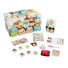 Disney's Tsum Tsum Ultimate Design Case Craft Set