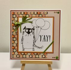 Making Cards Magazine Crazy Bird, Free Paper, Charity, Dog Cat, Card Making, Birds, Stamp Sets, Creative, Frame