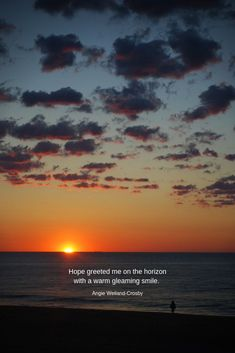 Select beauty of nature summer quotes on serene beach pictures that echo the fun, whimsy, and soul of the hottest season. Sunrise Quotes, Sky Quotes, Silence Quotes, Nature Quotes, Smile Quotes, Quotes For Sunsets, Sunset Qoutes, Horizon Quotes, Sunrise Logo
