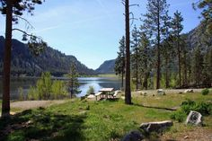 Alta Lake State Park offers great lake views