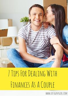Marriage & Money: 7 Tips for Dealing With Finances As A Couple #HeresToFirsts
