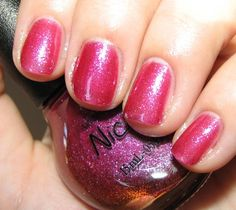 Nichole Best Pink Ever