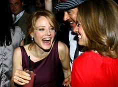 """Jodie Foster - Premiere Of """"The Brave One"""" - After Party (September 10, 2007)"""