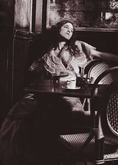 Charlotte Gainsbourg | Photography by Deborah Turbeville | For Vogue Magazine Italy | January 2008