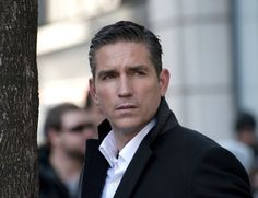 Jim Caviezel  Photo from Person of Interest, Baby Blue