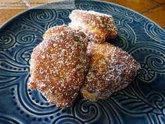 Deep Fried Biscuits ~ www.lowcarbsensations.com