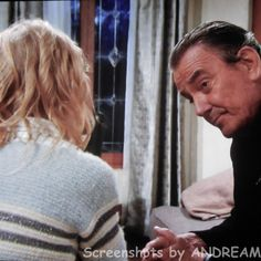 Victor tries to get Faith to tell him what's bothering her.