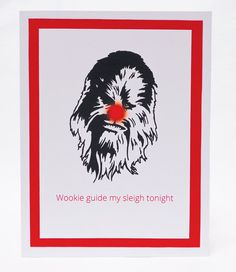 funny illustrated star wars chewbaca christmas card star wars christmas cards christmas quotes christmas