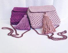 Обожаю эти сумочки, они для стильных штучек. Ра�...