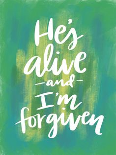 Free Scripture Art Printable for Easter