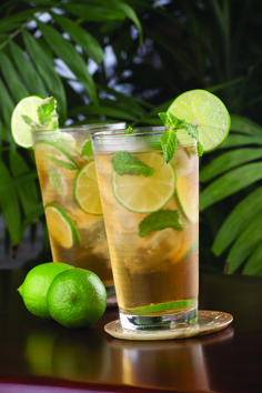 The Trick to a Perfect Mojito? Dont Muddle the Mint