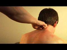 Jak wykonać masaż karku