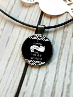 Tibetan Alloy SOLEMNLY SWEAR /& other Harry Potter style Pendants Antique Silver