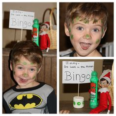 Elf on the Shelf ideas if you want to go BIG!