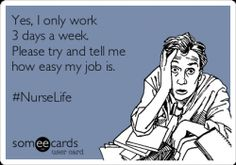 Do tell. #Nurses #NurseHumor #WorkLife OR, better yet, tell me how to do my job because you read about it on WedMD or saw it on House.