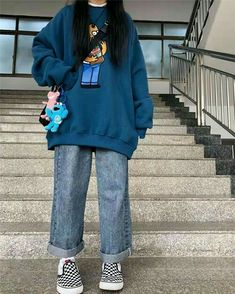 Fashion Tips 2018 .Fashion Tips 2018 Indie Outfits, Teen Fashion Outfits, Korean Outfits, Retro Outfits, Cute Casual Outfits, Boyish Outfits, Fashion Tips, Skater Girl Outfits, 2000s Fashion