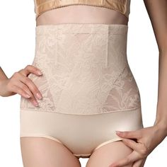 d467d4f7c8 Jacquard Slim Hip Lifting Bodysuit High Waist Postpartum Shapewear Lingerie  Dress