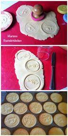 Kennt Ihr schon die genialen Keks-Stempel von Stampin´Up!? Ihr findet sie im Hauptkatalog auf Seite 199 mit tollen Motiven.   Leider ist es ...