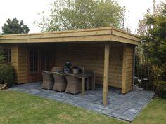 Mooi tuinhuis bij @afke kok
