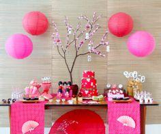 Adriana Suzuki: Mesa japonesa para Revista Decora Baby
