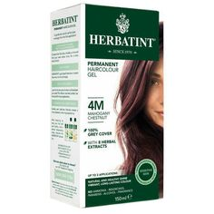 Once upon a time, if you wanted to change the color of your hair, you were at the mercy of a drugstore box dye brand or a hairdresser using whatever dye they had on hand. But the best vegan hair dyes available today are cruelty-free, formulated… Herbatint Hair Color, Herbal Hair Colour, Peinados Pin Up, Black Henna, Hair Wax, 4c Hair, Color Your Hair, Herbal Extracts, Natural Skin