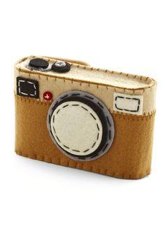 I Felt Photogenic Camera Case