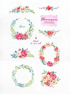 Высечки, цветы