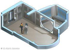 U.S.S. Voyager - Brig