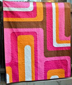 on my bucket list of quilts to make (Groove Quilt by ericajackman)
