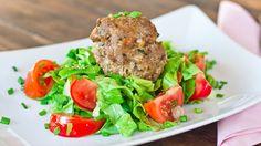 Turkey Meatloaf Muffins Recipe