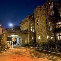 Hatley Castle, our wedding venue!