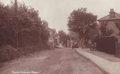 Essex, Pitsea, Station Crescent