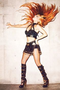 Lady Gaga by Terry Richardson for Vanity Fair Italy (October 2012)