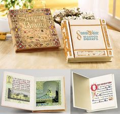 storybook invitations - DIY instructions