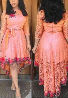 Available Sizes : M; African Lace Styles, African Print Dresses, African Fashion Dresses, Pink Midi Dress, Lace Dress, Africa Dress, African Traditional Dresses, Sequin Party Dress, Beautiful Blouses